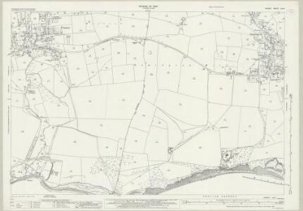 Dorset LIII.4 (includes: Osmington; Weymouth) - 25 Inch Map