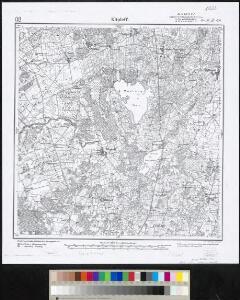 Messtischblatt 98 : Klippleff,1879 Klipleff