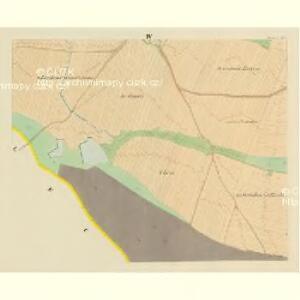 Mazalow - c4537-1-004 - Kaiserpflichtexemplar der Landkarten des stabilen Katasters
