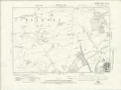 Hampshire & Isle of Wight XIV.SW - OS Six-Inch Map