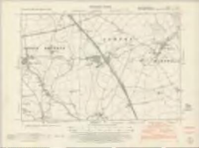 Buckinghamshire IV.NW - OS Six-Inch Map