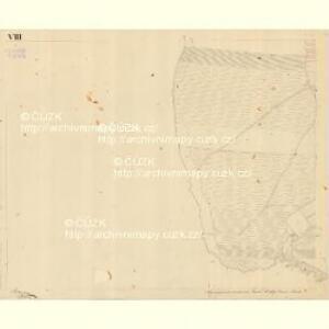 Trschitz - m3142-1-011 - Kaiserpflichtexemplar der Landkarten des stabilen Katasters