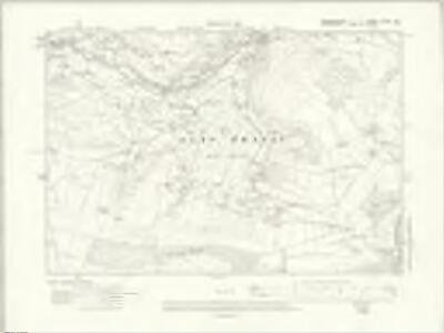 Denbighshire XXXIX.SE - OS Six-Inch Map