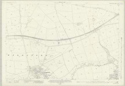 Oxfordshire IX.10 (includes: Milcombe; South Newington; Wigginton) - 25 Inch Map