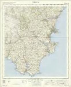 Torquay - OS One-Inch Map
