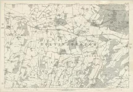 Kent XVIII - OS Six-Inch Map