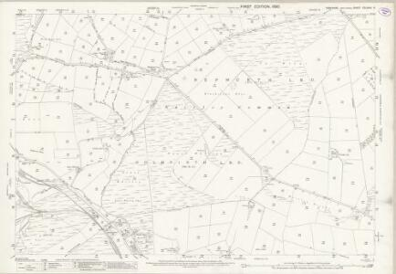 Yorkshire CCLXXIII.9 (includes: Dunford; Gunthwaite And Ingbirchworth; Holmfirth) - 25 Inch Map
