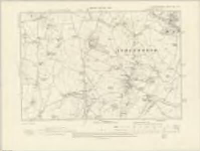 Gloucestershire XVIII.SW - OS Six-Inch Map