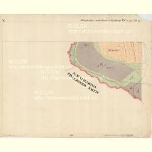 Glashütten - c6929-1-005 - Kaiserpflichtexemplar der Landkarten des stabilen Katasters