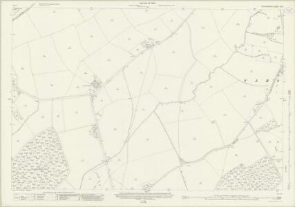 Oxfordshire XX.5 (includes: Churchill; Lyneham; Sarsden) - 25 Inch Map