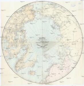 Carta delle Terre polari Artiche