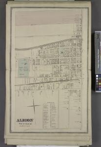 Albion West of Main St.