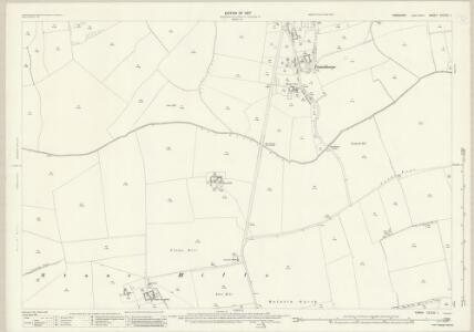Yorkshire CLXIII.1 (includes: Barmston) - 25 Inch Map