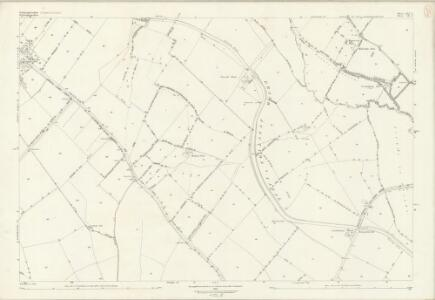 Northamptonshire LXI.2 (includes: Castlethorpe; Cosgrove; Hanslope; Potterspury; Yardley Gobion) - 25 Inch Map