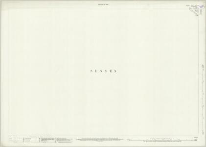 Surrey XLIV.16 (includes: Fernhurst; Lurgashall; North Ambersham) - 25 Inch Map