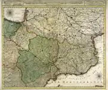 Exactissima et postomnes alias nunc demùm edita tabula continens perfectam descriptionem regnorum Arragoniæ et Navarræ, principatûs Cataloniæ