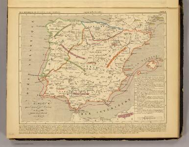 L'Espagne 409 a 585.