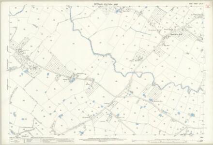 Kent LXIII.7 (includes: Smarden) - 25 Inch Map