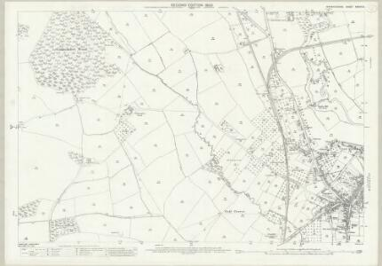 Warwickshire XXXVII.13 (includes: Alcester; Arrow) - 25 Inch Map