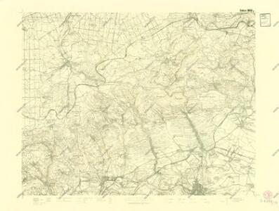 III. vojenské mapování 3850/2