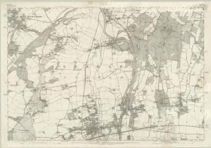 Berkshire XX - OS Six-Inch Map