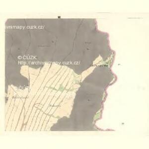 Deutsch Eisenberg (Nemeda Ruda) - m2628-2-003 - Kaiserpflichtexemplar der Landkarten des stabilen Katasters