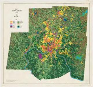 OKI regional land use : 1975