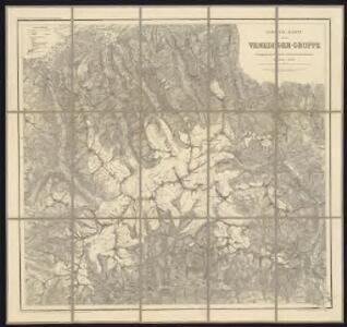 Special-Karte der Venediger-Gruppe