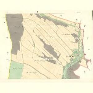 Polleitz (Pollečz) - m2350-1-002 - Kaiserpflichtexemplar der Landkarten des stabilen Katasters