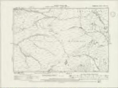 Cumberland LXXXVI.SW - OS Six-Inch Map