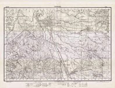 Lambert-Cholesky sheet 2254 (Caransebeş)