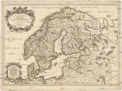 La Scandinavie et les environs
