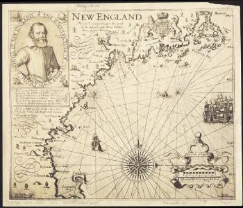 New England : the most remarqueable parts thus named by the high and mighty Prince Charles, Prince of great Britaine