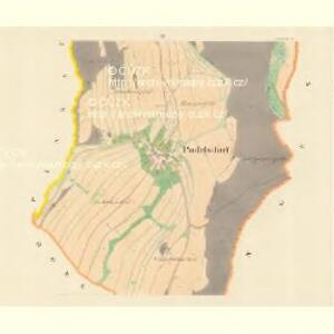 Pudelsdorf (Hrzjwa) - m1396-1-002 - Kaiserpflichtexemplar der Landkarten des stabilen Katasters