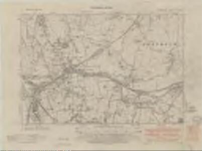 Derbyshire XL.NW - OS Six-Inch Map