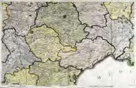 Carte de la France, no. 15