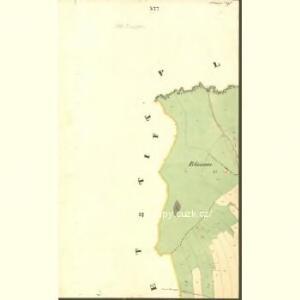 Wadetschlag - c7596-1-015 - Kaiserpflichtexemplar der Landkarten des stabilen Katasters