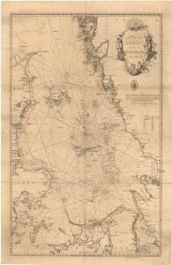 Museumskart 148: Pass Kaart over Kattegatet