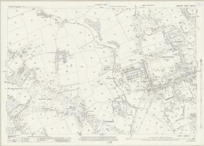 Hampshire and Isle of Wight LXXXVIII.2 (includes: Boldre; Lymington) - 25 Inch Map