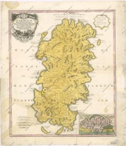Sardiniae Regnum et Insula