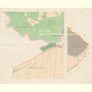 Pilsen (Plzen) - c5849-1-002 - Kaiserpflichtexemplar der Landkarten des stabilen Katasters