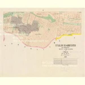 Ulliersreith - c5417-1-004 - Kaiserpflichtexemplar der Landkarten des stabilen Katasters