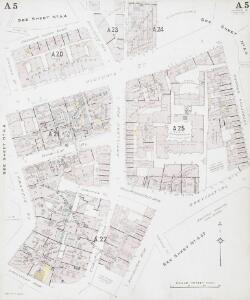 Insurance Plan of London Western District Vol. A: sheet 5