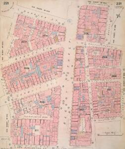 Insurance Plan of London Vol. IX: sheet 221