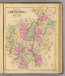 Kennebec Co., Maine.
