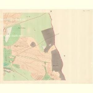 Watzenovitz (Wacenowic) - m3248-1-004 - Kaiserpflichtexemplar der Landkarten des stabilen Katasters