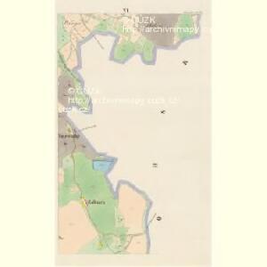 Nezditz (Nezdice) - c5104-1-004 - Kaiserpflichtexemplar der Landkarten des stabilen Katasters