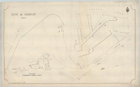 City of Sydney, Sheet Q4, 1889