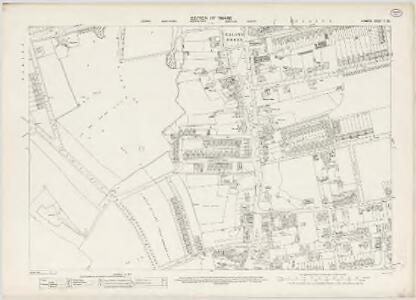 London V.80 - OS London Town Plan