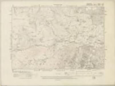 Lancashire I.NE - OS Six-Inch Map